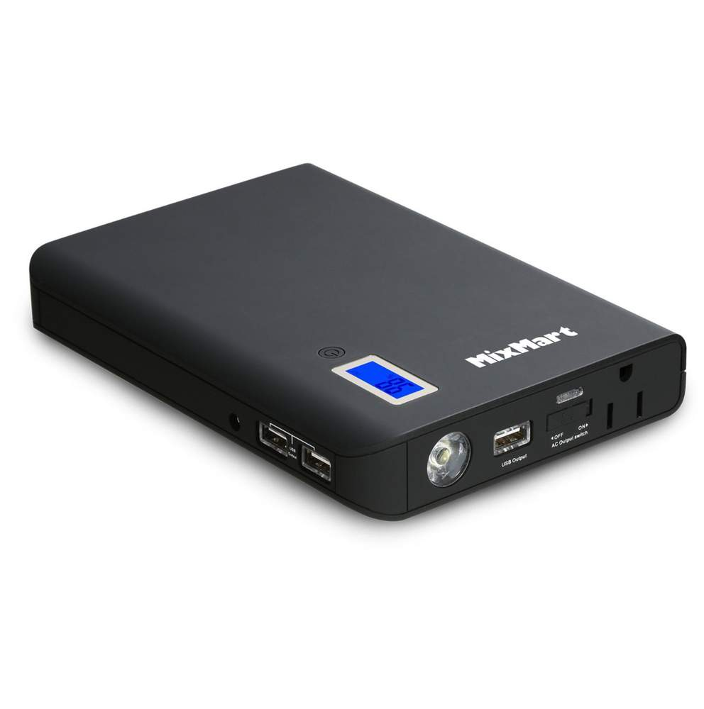 MixMart's Power Bank Charges Your Laptop