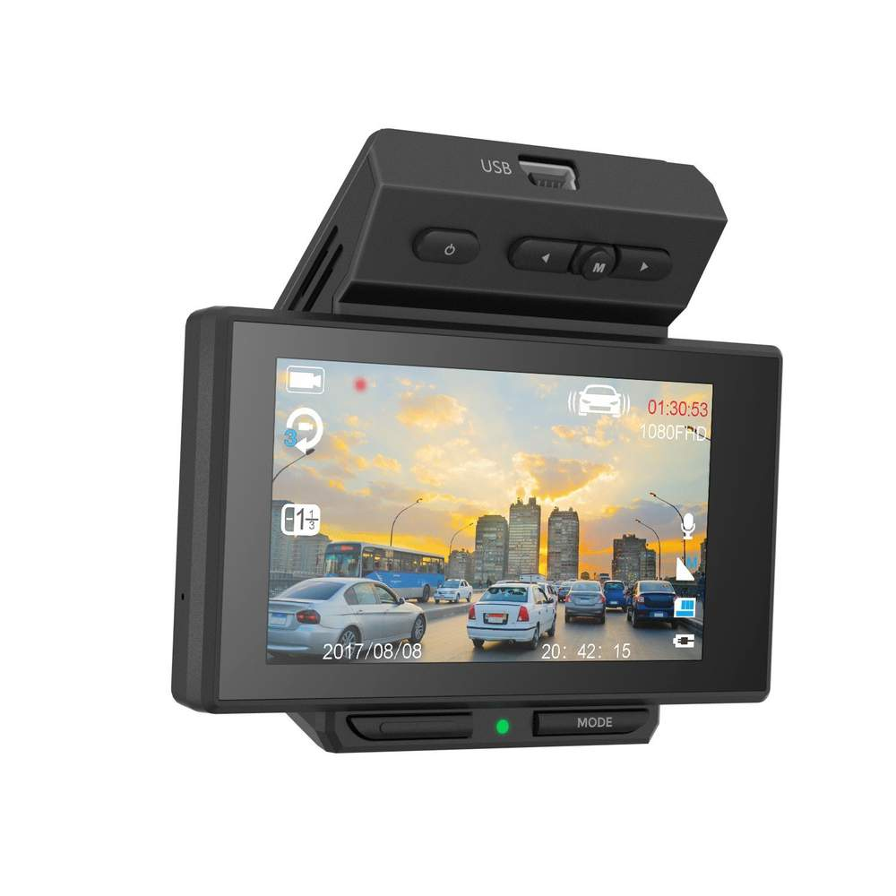 All Drivers Need Lumina's 1080p Dash Cam