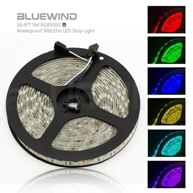 RGB Color Changing LED Light Strip